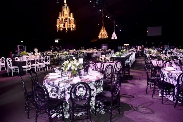 Children's Hospital L.A. Gala, catered by Wolfgang Puck Catering