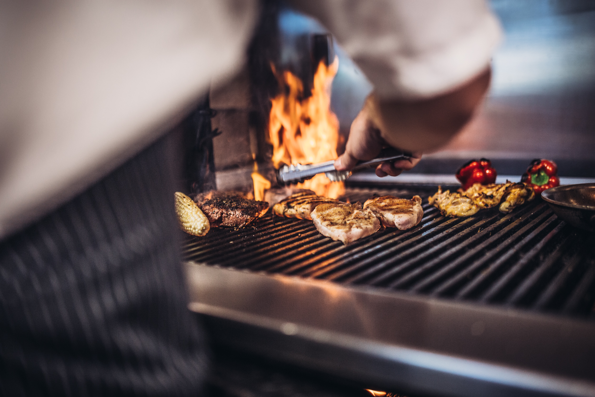 Meat Grilling Tips from Wolfgang Puck